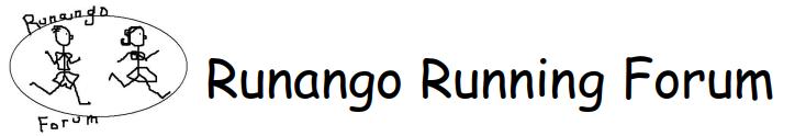 Runango Running Forum